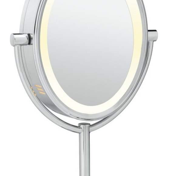 Conair Other - Conair Double-Sided Lighted Vanity Mirror 1X/7X